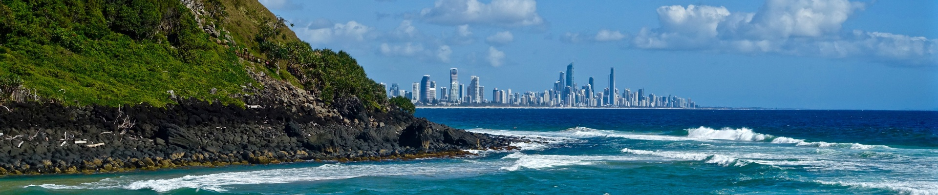 Discover...<br/>Brisbane & Gold Coast
