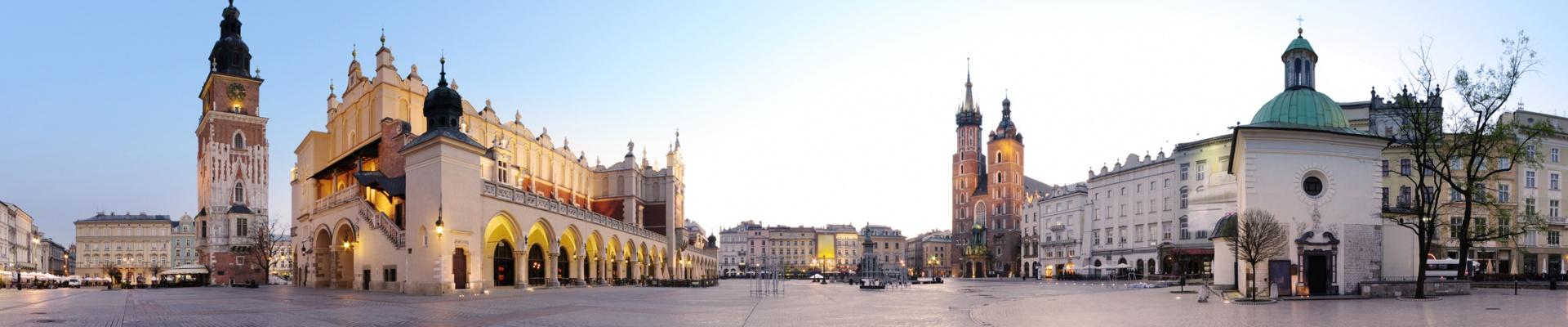 Discover...<br/>Krakow