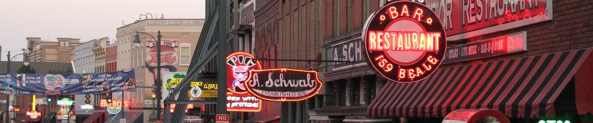 Discover...<br/>Memphis
