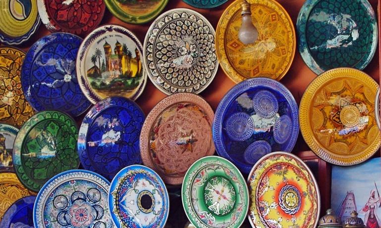 Discover...<br/>Marrakech